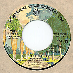B-Side Label of US Single