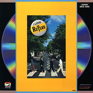 Cover of Pacific Arts Laserdisk Sleeve